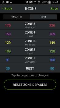 Mio Go App Band Setup